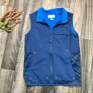 Columbia Vest With Mesh -XL